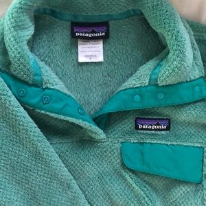 Small Patagonia Women's Fleece Pullover